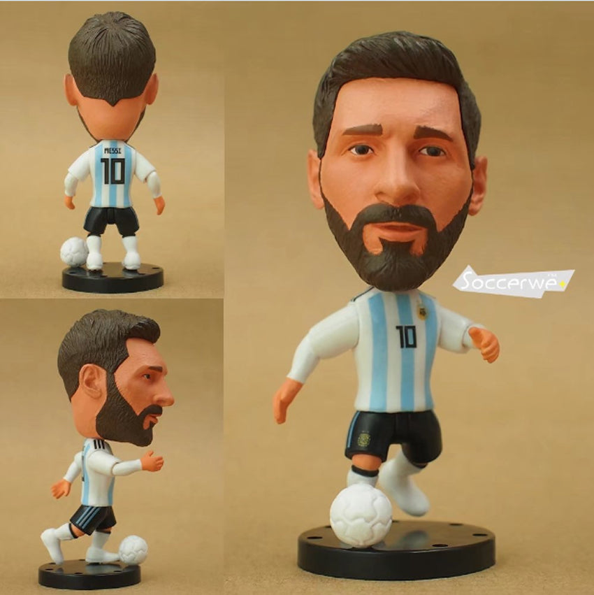 Messi Argentina Collection Figure - Pajamas Haven