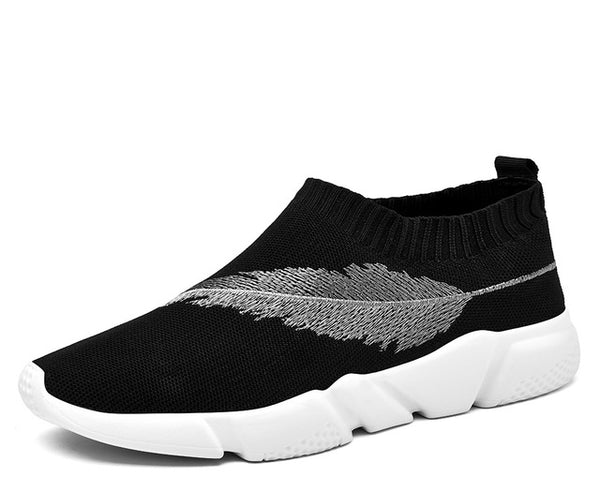 Mesh Slip On Sneakers - Pajamas Haven