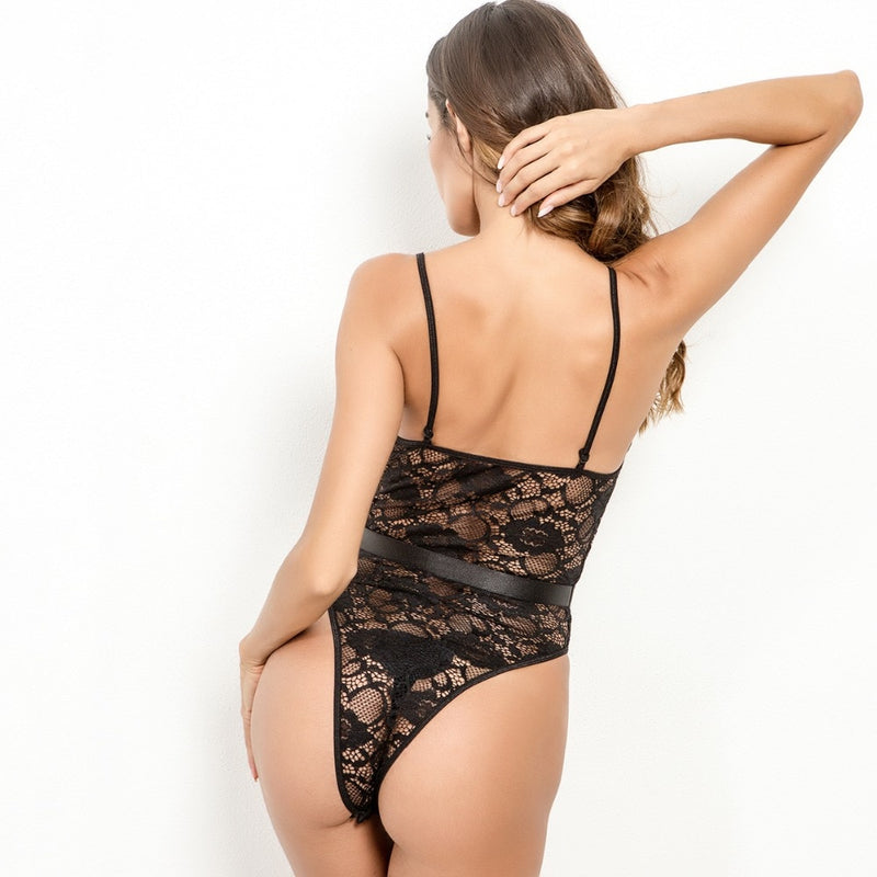 Body lingerie finition dentelle - dvlparis.com