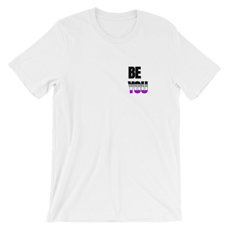Be You Asexual Short-Sleeve Unisex T-Shirt