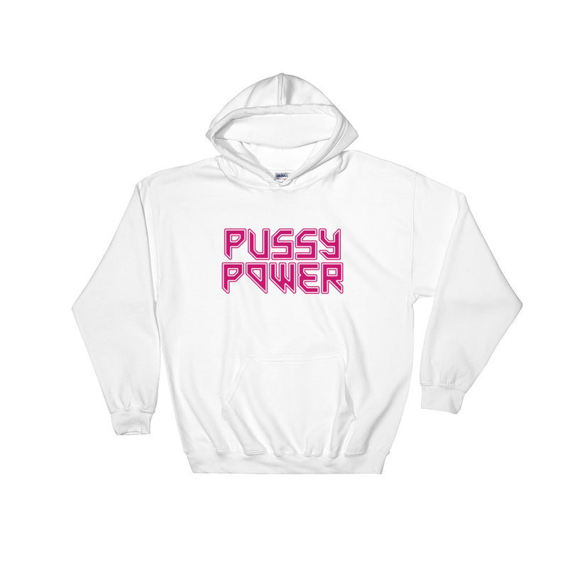 Pussy Power Hooded Sweatshirt
