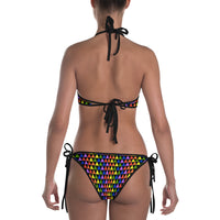 Rainbow Triangles Bikini