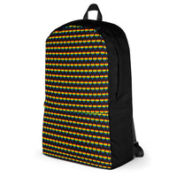 Rainbow Hearts Backpack
