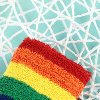 Rainbow Pride Sweat Bands