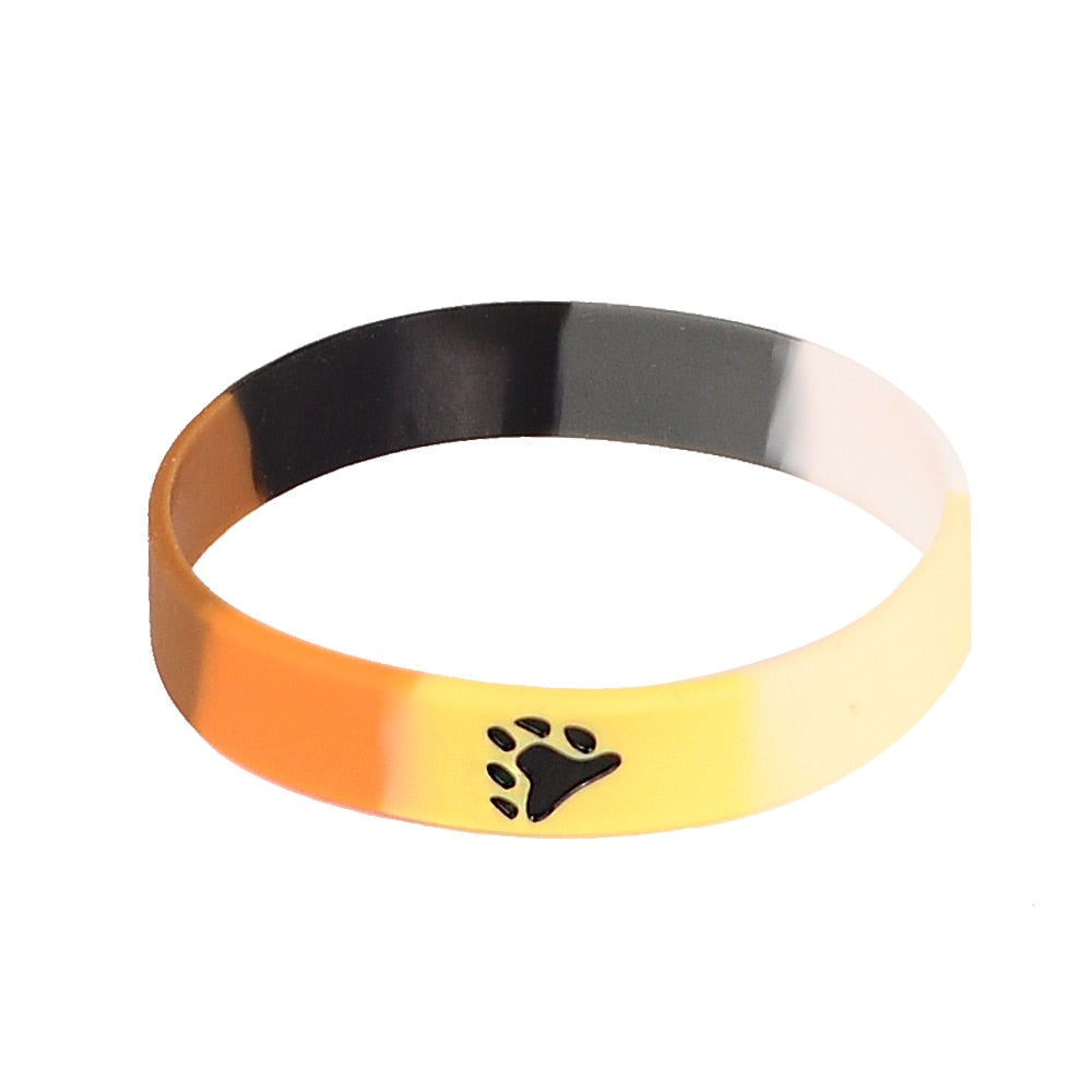 Bear Pride Wrist Band