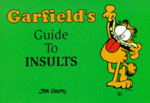 Garfield's Guide to Insults (Garfield Theme Books)