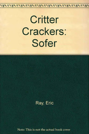 Critter Crackers: Sofer