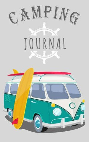 Camping Journal: Camping Notebooks & Accessories (Summer Journal With Prompts) 24