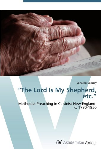 """The Lord Is My Shepherd, etc."""