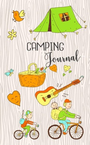 Camping Journal: Camping Notebooks & Accessories (Summer Journal With Prompts) 10