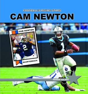 Cam Newton (Football's Rising Stars)