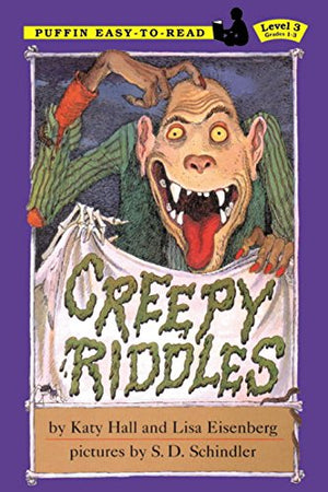 Creepy Riddles (Easy-to-Read, Dial)
