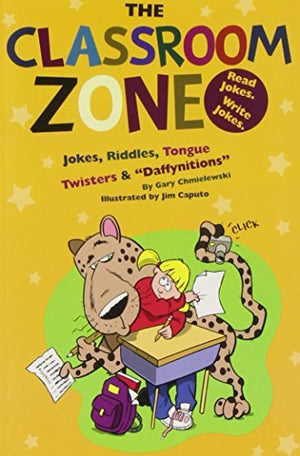 "Classroom Zone: Jokes, Riddles, Tongue Twisters & ""Daffynitions"" (Funny Zone)"