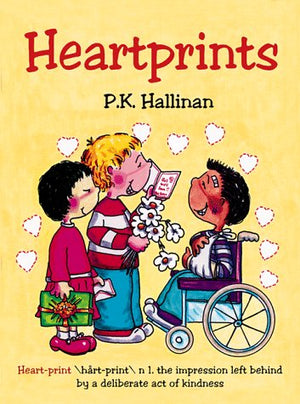 Heartprints (board book edition)