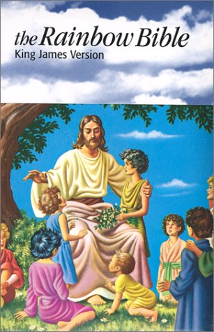 KJV Children's Rainbow Bible (Childrens 603n)