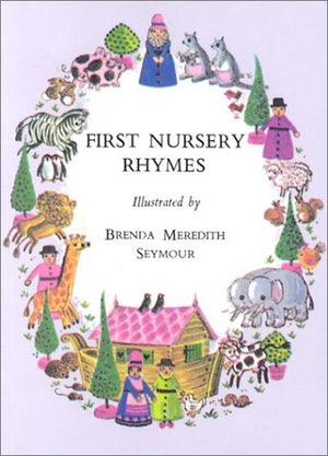 First Nursery Rhymes (First Books (Lutterworth))