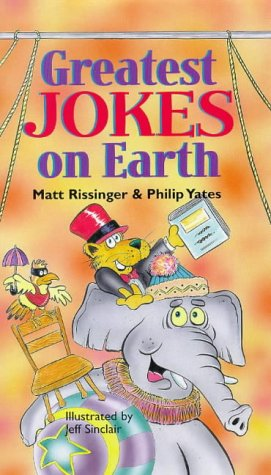 Greatest Jokes on Earth