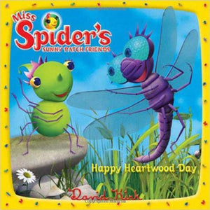 Happy Heartwood Day (Miss Spider)