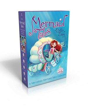 A Mermaid Tales Mer-velous Collection Books 6-10: The Secret Sea Horse; Dream of the Blue Turtle; Treasure in Trident City; A Royal Tea; A Tale of