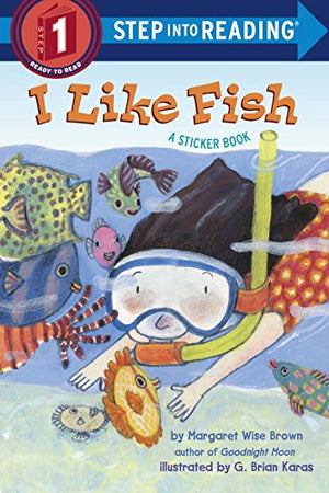 I Like Fish (Step into Reading)