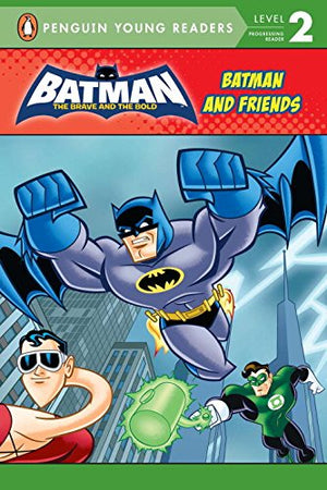 Batman and Friends (Batman: The Brave and the Bold)