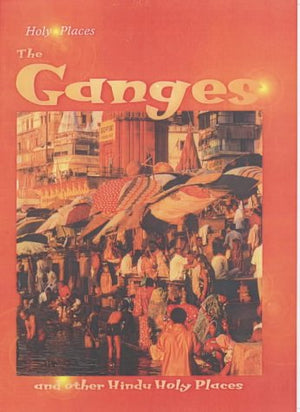 Holy Places The Ganges paperback