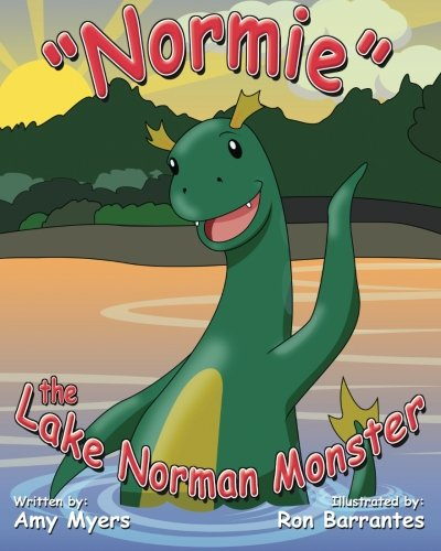 """Normie"" the Lake Norman Monster"