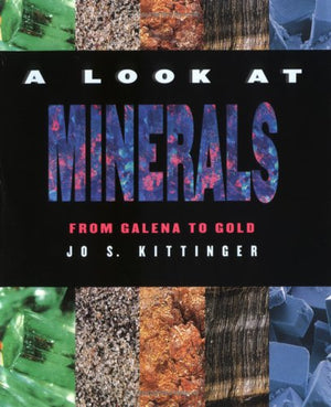 A Look at Minerals (First Books--Earth & Sky Science)