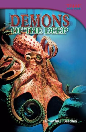 Demons of the Deep (TIME FOR KIDS® Nonfiction Readers)