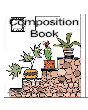 Composition Book: My Home