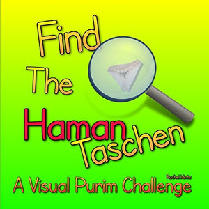 Find the Hamantaschen: A Visual Purim Challenge