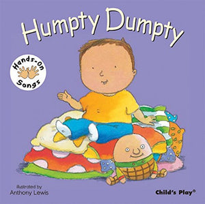 Humpty Dumpty (Hands-on Songs)