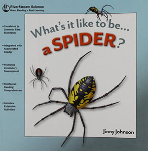 A Spider? (What's It Like to Be A... Series)