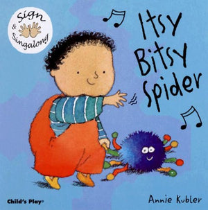 Itsy Bitsy Spider (Classic Books with Holes)