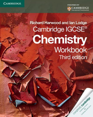 Cambridge IGCSE Chemistry Workbook (Cambridge International IGCSE)