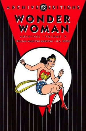 Wonder Woman Archives, Vol. 5 (DC Archive Editions)