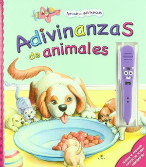 Adivinanzas de animales / Animal Riddles (Aprendo Con Adivinanzas / Learning With Riddles) (Spanish Edition)