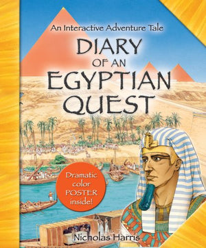 Diary of an Egyptian Quest: An Interactive Adventure Tale (Barron's Diaries Series)