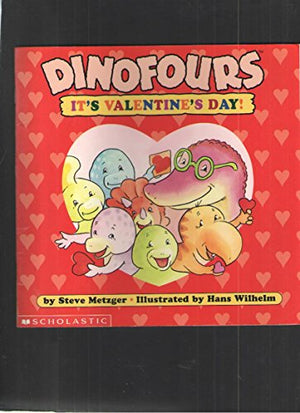Dinofours:  It's Valentine's Day!