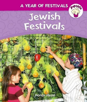Jewish Festivals. Honor Head (Year of Festivals)