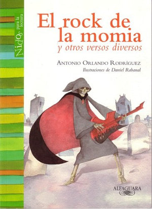 El rock de la momia (Spanish Edition)