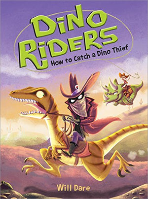 How to Catch a Dino Thief (Dino Riders)