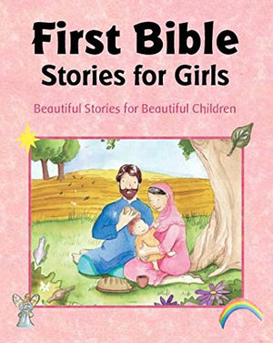 First Bible Stories For Girls (Bible (Wiley))