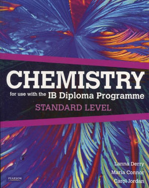 Chemistry for Use with the International Baccalaureate : Standard Level: For Use with the IB Diploma Programme: Standard Level: Paperback + Studen