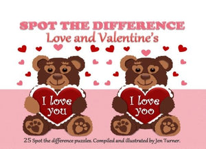 Spot the Difference - Love and Valentine's