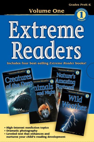 Extreme Readers 4-in-1, Level 1