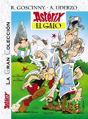 Asterix el galo / Asterix the Gaul: La Gran Coleccion 1 / the Great Collection 1 (Spanish Edition)