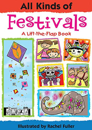 All Kinds of Festivals (Lift-the-flap Books)