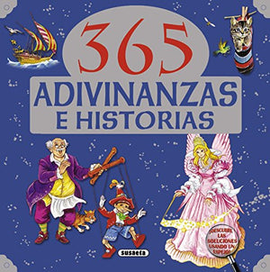 365 Adivinanzas E Historias / 365 Riddles and Stories (Spanish Edition)