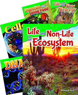 Life Science Grade 5: 5-Book Set (Science Readers: Content and Literacy)